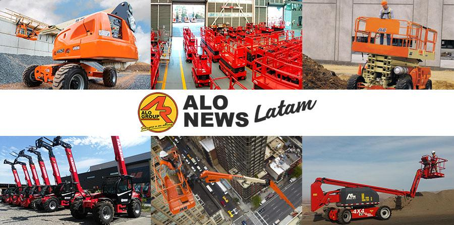 Collage ALO News