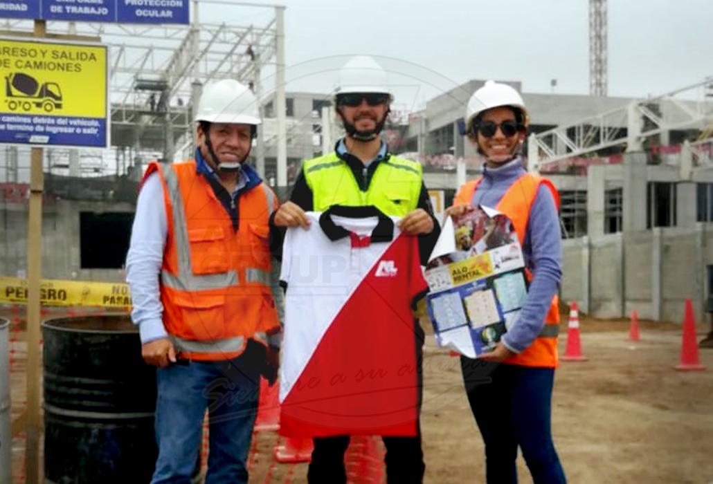 ALO Group Perú celebra con clientes