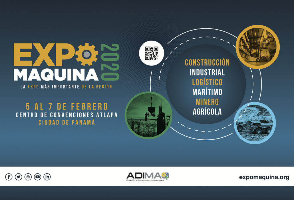 ALO Group Panamá en Expo Maquina 2020