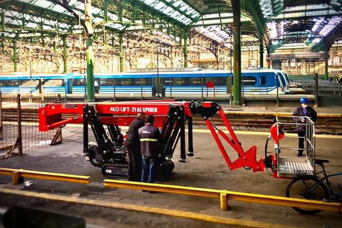Alzahombres en Trenes Argentinos