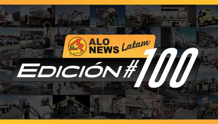 Edición #100 de ALO News Latam