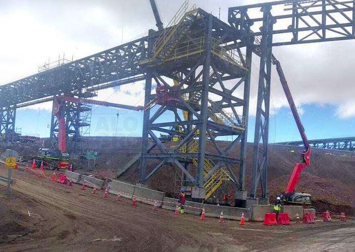 Brazos ALO Lift en Minería