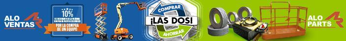 Banner - ALO Rental Tijeras