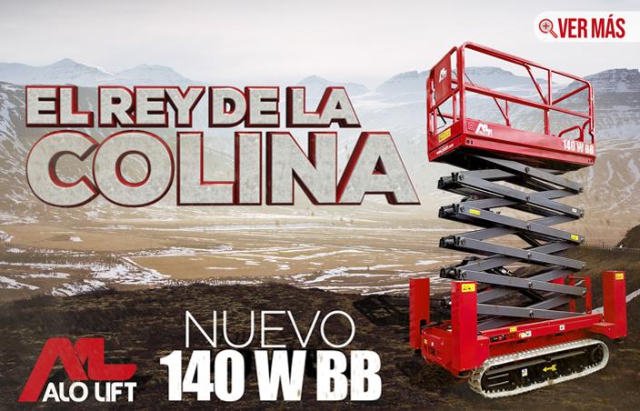 Nuevo 140 W BB de ALO Lift