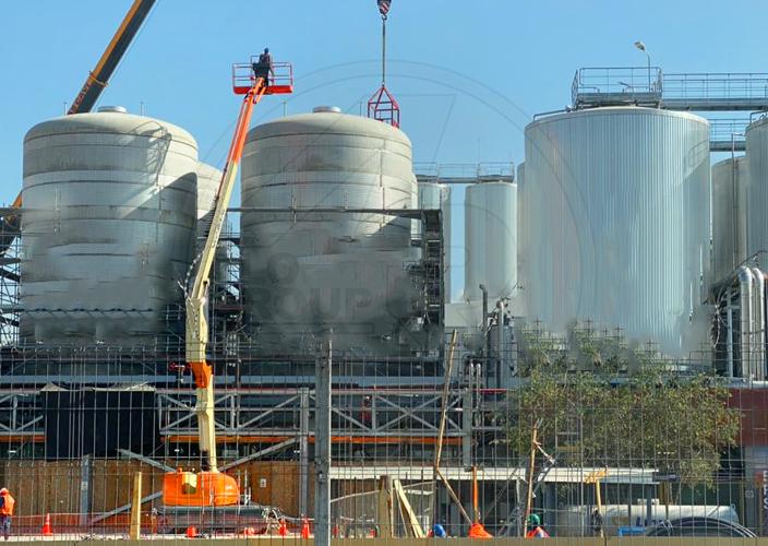 ALO Rental presente en proyectos industriales
