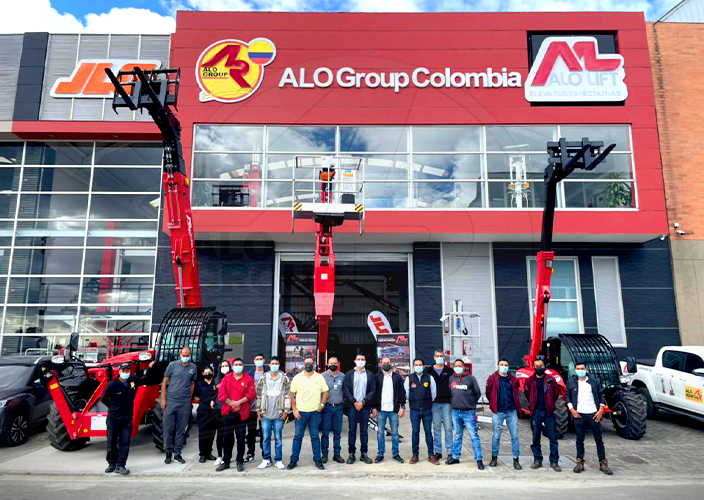 Primer Open Day de ALO Colombia