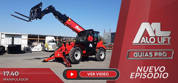 VIDEO | Guías PRO 17.40